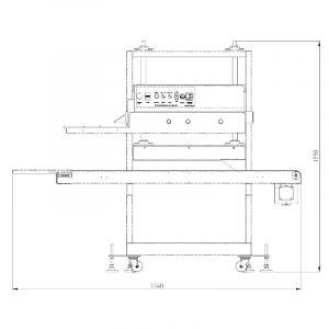 imagen producto Postpack SV30U