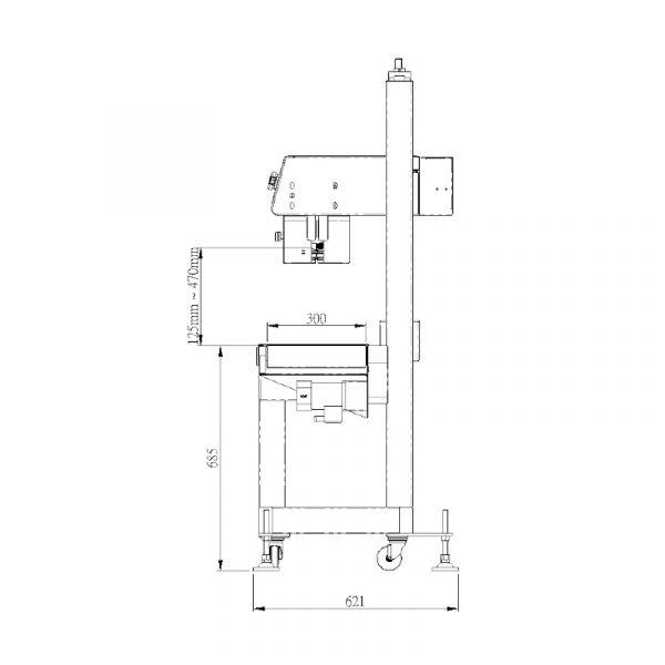 image product Postpack SV30U