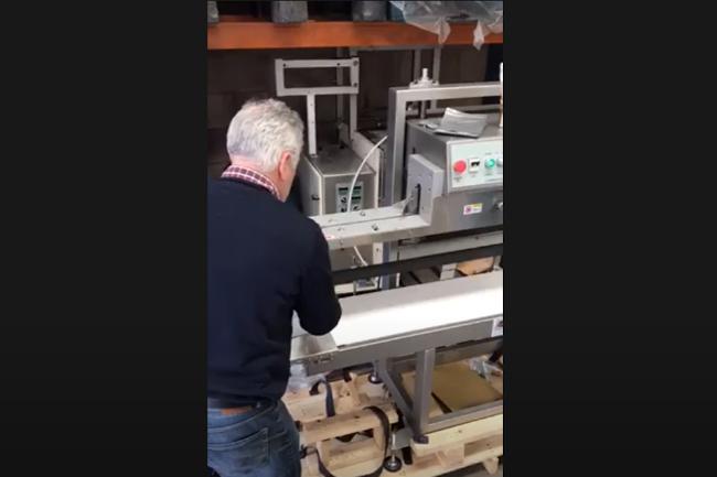 imagen previa video producto Postpack SV30U