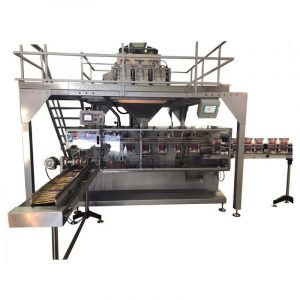 imagen producto Postpack envasadora horizontal Doypack MH25