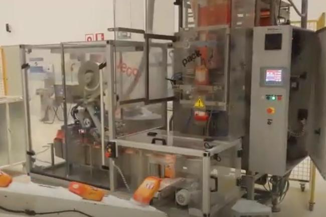 imagen previa video producto Postpack envasadora vertical VM1-230