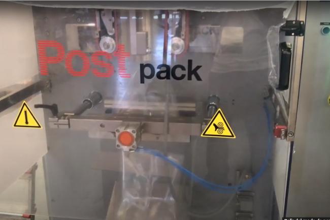 imagen previa video producto Postpack envasadora vertical VM4